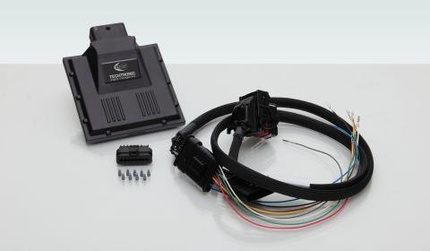 Techart Porsche Panamera Turbo Performance Kit