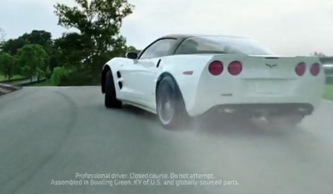 Video 2011 Chevrolet Corvette Commercial