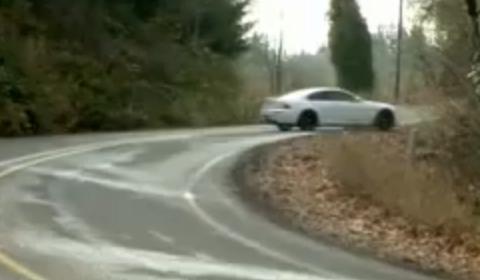Video BMW M6 Drift Fail