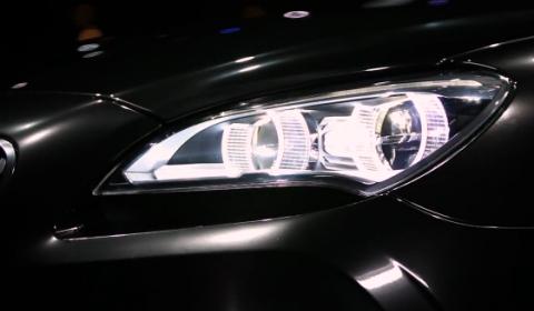 Video Deep Insight BMW Concept Gran Coupé