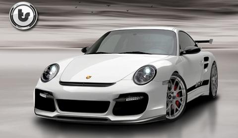 Vorsteiner Facelift V-RT Package for Porsche 997 Turbo