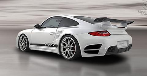 Vorsteiner Facelift V-RT Package for Porsche 997 Turbo 01