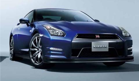 2012 Nissan R35 GT-R