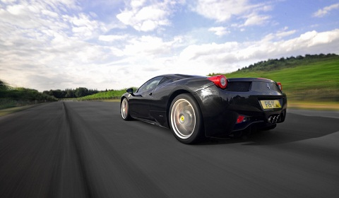 Photo Of The Day Ferrari 458 Italia