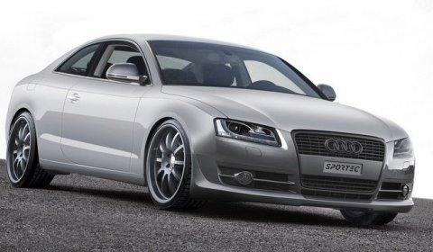 Audi S5 by Sportec