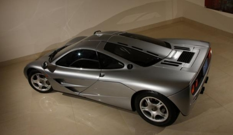 For Sale: McLaren F1 Production Number 01