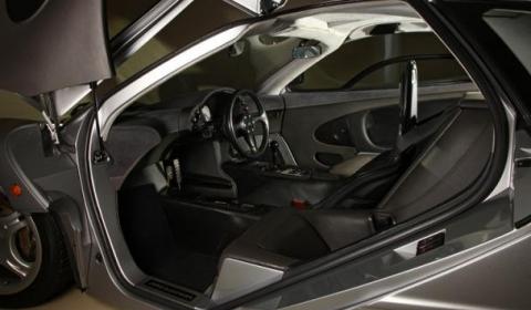 For Sale: McLaren F1 Production Number 01 interior