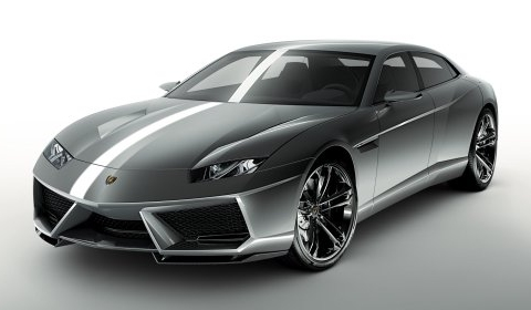 Lamborghini Weighs Estoque Sedan Concept