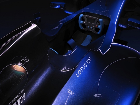 Lotus Exos T125 Revealed - Ultimate Track Day Toy 01