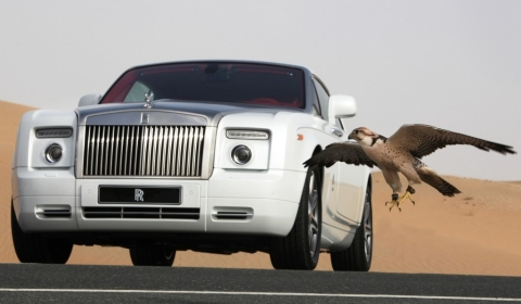 Official Rolls-Royce Phantom Coupe Shaheen