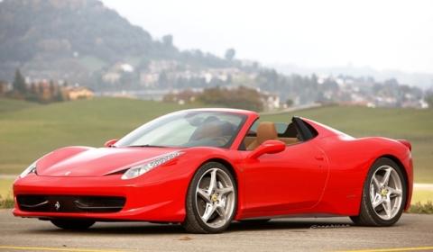 ferrari 458 spider. Rendering Ferrari 458 Italia