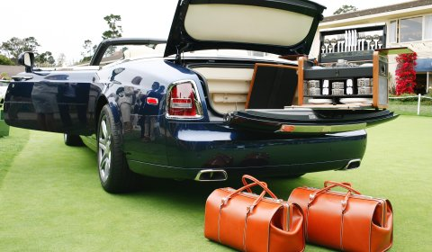 Rolls-Royce Phantom Drophead Coupé 60th Anniversary Pebble Beach