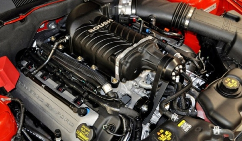 Roush 2011 Mustang 5.0 Supercharger
