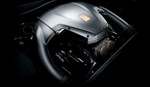 Rumours Next-gen Lotus Esprit Gets LFA V10