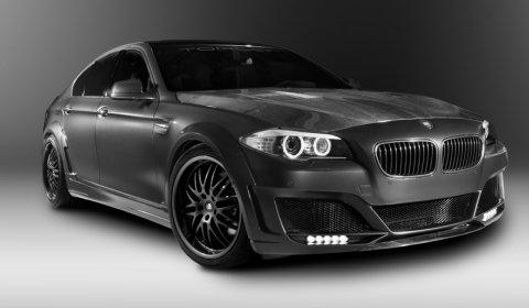 TopCar and Lumma Design BMW 5 Series
