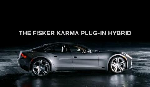 Video Fisker Karma 'Get Hot' Commercial
