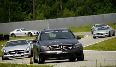 2010 AMG Driving Academy Information