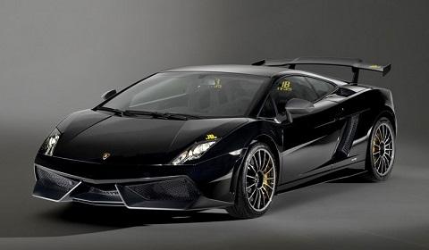 Lamborghini LP570-4 Blancpain Edition