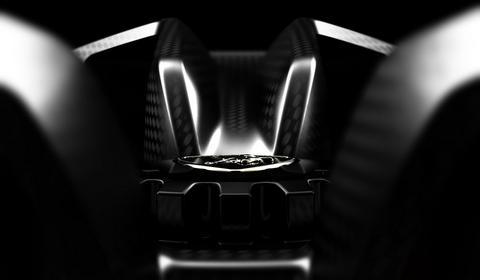 Lamborghini Teaser 4