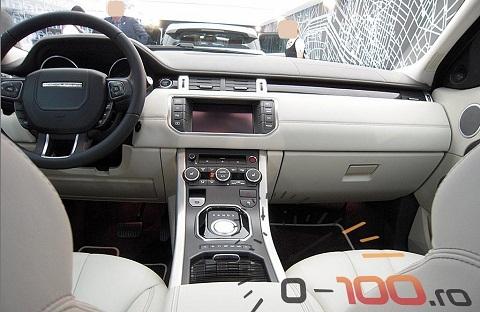 2005 Wald Land Rover Range Rover Mk Ii. Land Rover Evoque Five-Door 2