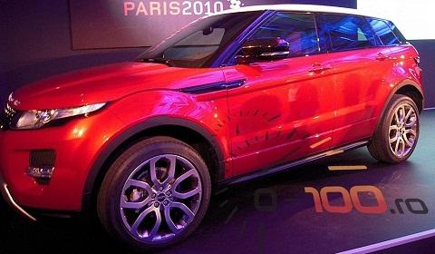 Land Rover Evoque Five-Door