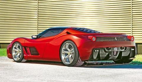 Future Ferrari Enzo 8