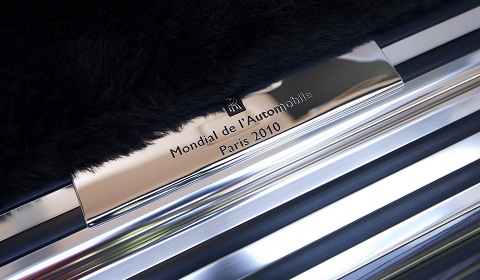 Rolls-Royce Paris Motorshow 2010