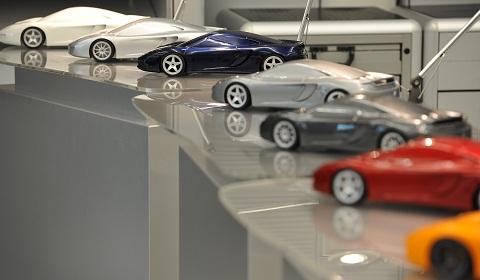 Rumours Hybrid McLaren In Development
