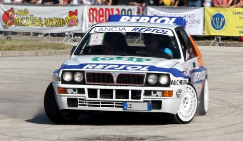 First Amiki Miei - Lancia Rally Revival