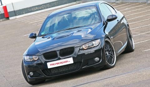 bmw 335i black. Black Scorpion BMW 335i by MR