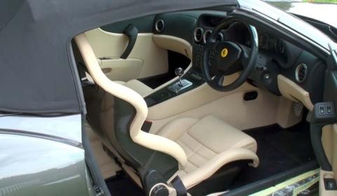 For Sale Ferrari 550 GTZ Zagato 02