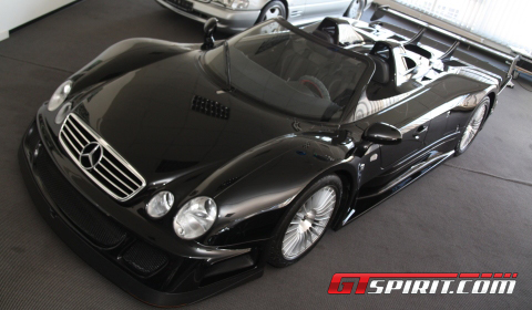 For Sale Mercedes-Benz CLK-GTR Roadster in Black