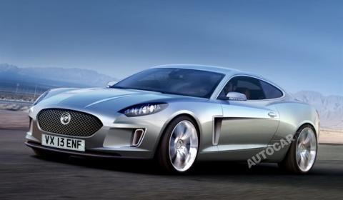 Jaguar Prepares Secret Model for Paris 2010