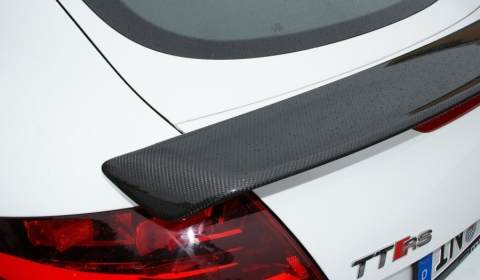 MTM TT-RS Carbon Fiber Spoiler and Diffuser