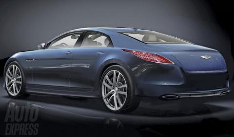 Rendering Aston Martin's Lagonda Revival 01