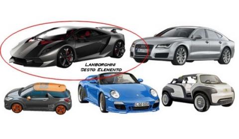 Rumour: Lamborghini Sesto Elemento Concept at Paris Motor Show
