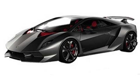 Rumour: Lamborghini Sesto Elemento Concept at Paris Motor Show 02