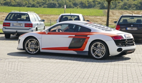 Spotted Prototype MTM R8 V10 Twin-Turbo 01
