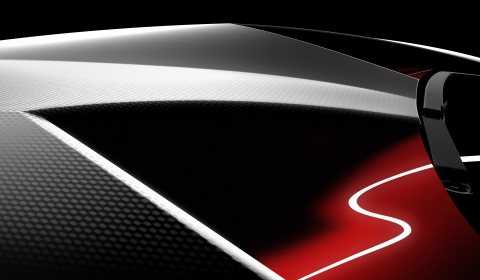 Teaser 1 2011 Lamborghini Murciélago