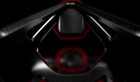 Teaser 5: Lamborghini Concept for Paris Motor Show 2010