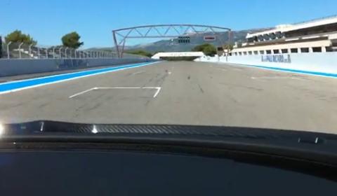Video: Bugatti Veyron Super Sport Passenger Ride at Paul Ricard