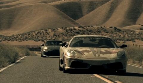 Video GoldRush Rally 2KX Trailer