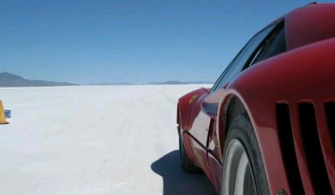1985 288 GTO World's Fastest Ferrari at 275.4mph