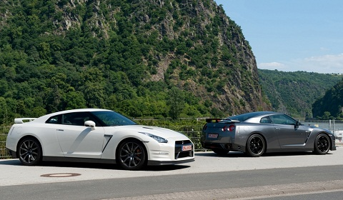 Official 2012 Nissan GT-R