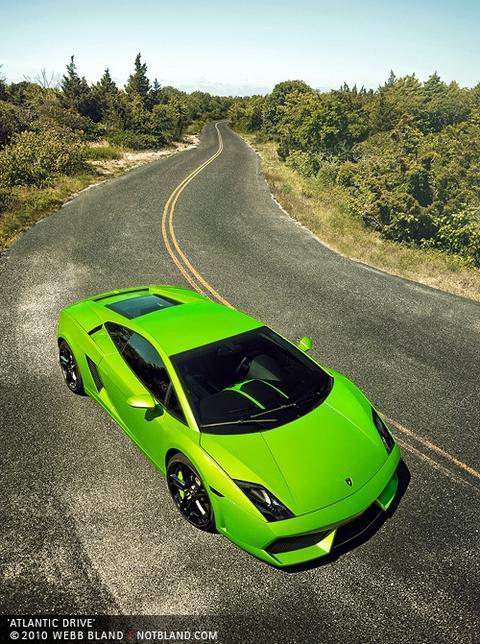 Verde Ithaca Gallardo LP560-4