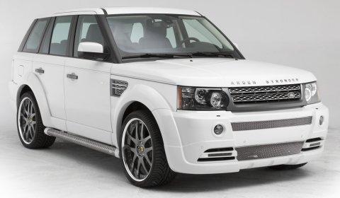 Arden AR6 Stronger Range Rover Sport