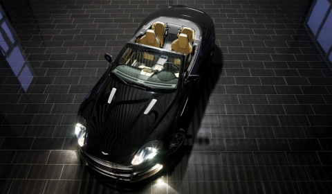 "Aston Martin is The ""Coolest"" Brand in The UK"