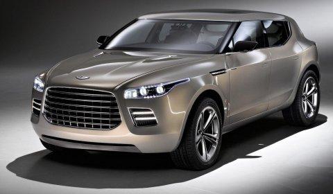 Ulrich Bez Says Lagonda Concept is a GO
