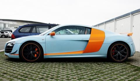 Audi R8 GT Gulf Theme