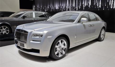Bespoke Rolls Royce Ghost